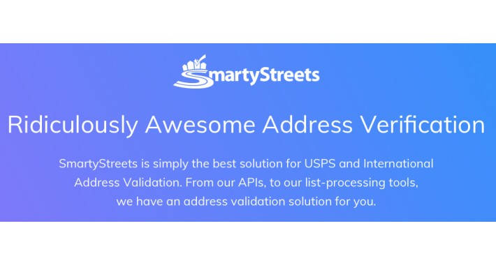 Address Validation (Smarty Streets)
