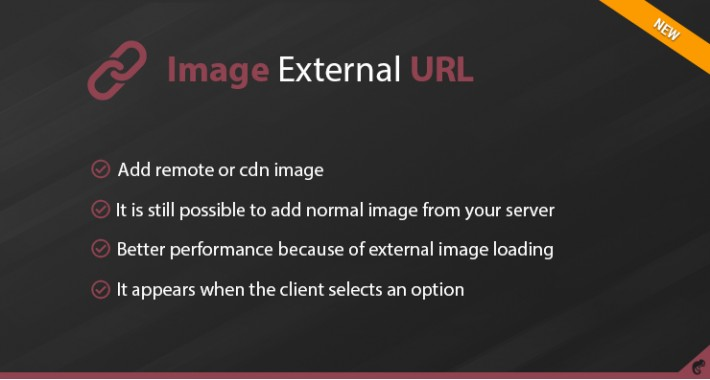 Image External URL