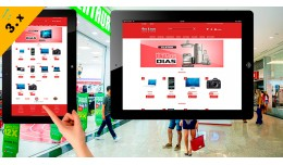 Shopping Store Premium Theme 14 option colors OP..