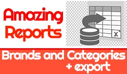 The Amazing Brands & Categories Reports