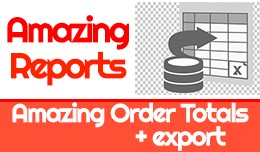 The Amazing Order Totals Reports
