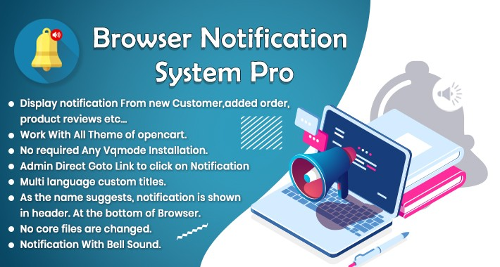 Browser Notification System Pro