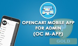 Opencart Mobile application for Admin - (OC M-App)