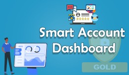 Smart Account Dashboard