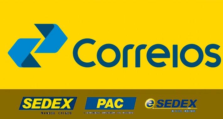 Módulo Frete Correios Sedex Pac Sedex 10 Hoje 2020 OPenCart 2.2