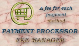 Payment Processor Fee Manager