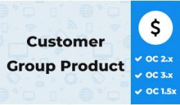 Customer Group Product