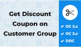Get Discount Coupon on Customer Signup