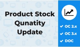 Product Stock Quantity Display
