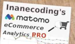 Matomo eCommerce Analytics PRO by Inanecoding