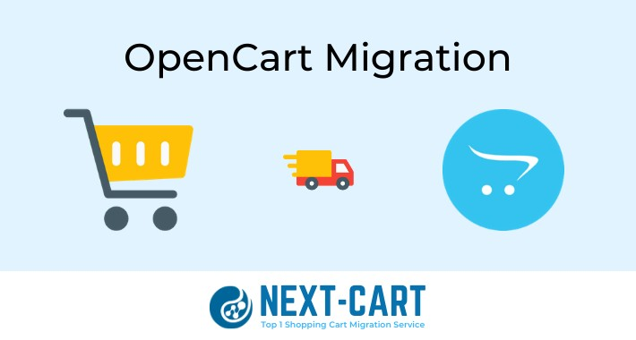 Next-Cart: OpenCart Migration