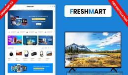 Freshmart Electronics Responsive website theme