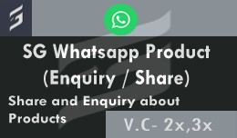 SG Whatsapp Product Manager (Enquiry / Share)