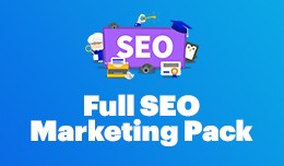 Full SEO and Marketing Pack