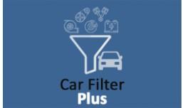 CarFilterPlus - car filter
