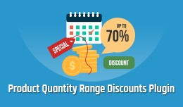 Product quantity Range discounts
