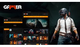 Gamer Game Multipurpose Responsive Opencart 3.x ..