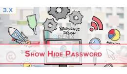 Show Hide Password