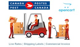 Canada Post Shipping for Opencart