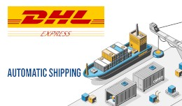 Automated DHL Express Shipping