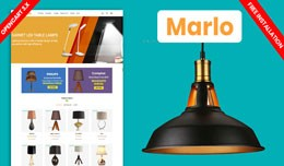 Marlo Furniture Multipurpose Theme (Free Install)