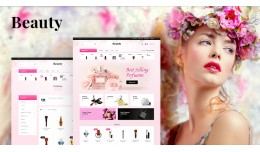 Beauty Cosmetics Multipurpose Responsive Opencar..