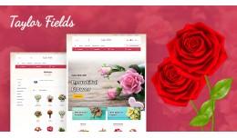 Tylor Flower Multipurpose Responsive Opencart 3...