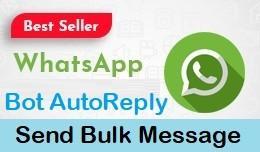 Smart WhatsApp Bot : Auto Reply & Send Bulk ..