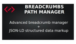 Path Manager - Breadcrumbs