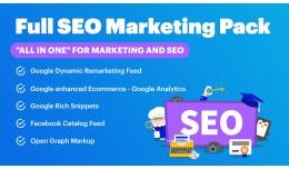 Full SEO + Marketing Pack FB Feed/Google Feeds/R..