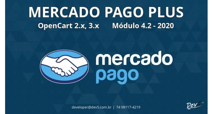 Pagamento MercadoPago Plus