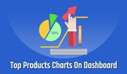 Top Product Chart On Admin Dashboard