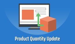 Product Quantity Update