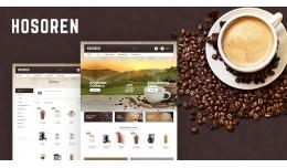 Hosoren Coffee Responsive Opencart 3.x Theme