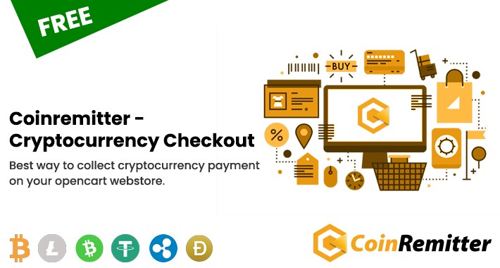 Coinremitter - Cryptocurrency Checkout