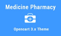 Medicine Pharmacy Theme