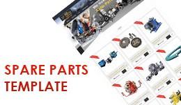 Spare Parts Theme