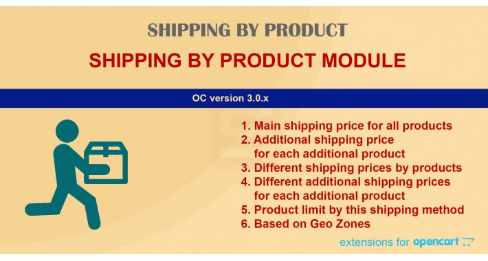 Shipping By Product