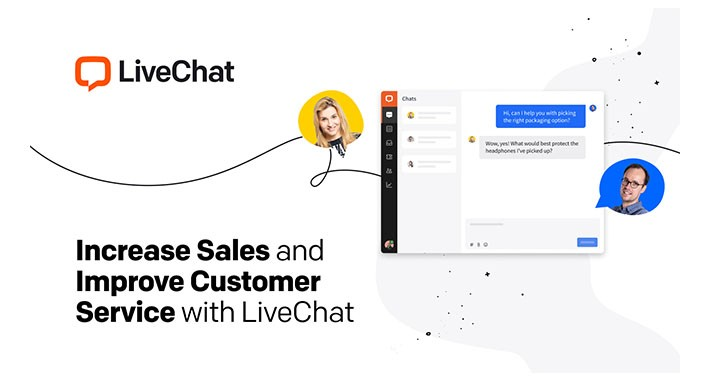 LiveChat - live chat software for OpenCart