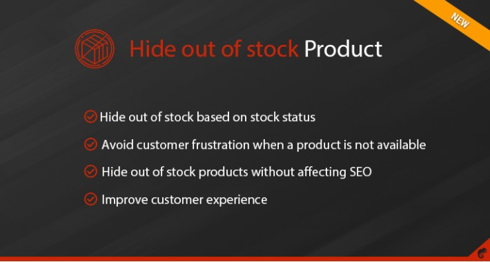 Hide out of Stock Product