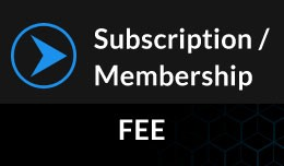 Subscription / Membership Fee