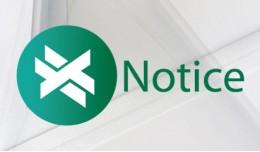 X-Notice