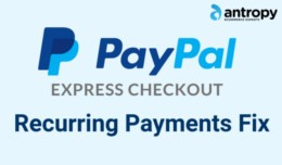 Paypal Express Checkout Recurring Fix
