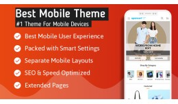 Best Mobile Theme PRO Template By CodingRays