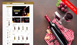 Bool Wine and Beer Responsive Theme