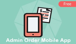 Admin Orders Mobile App