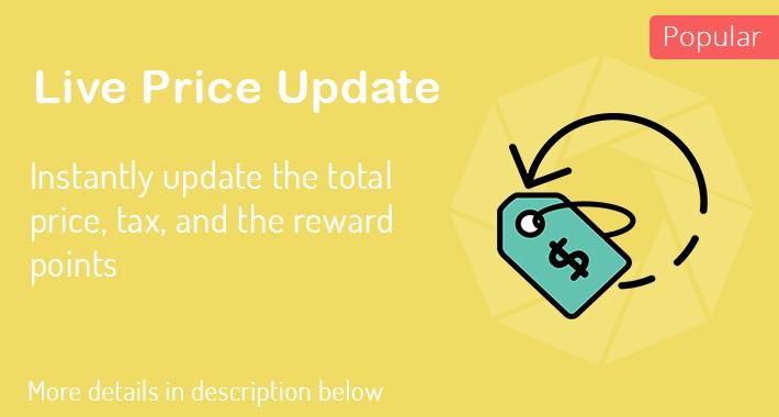 Live Price Update