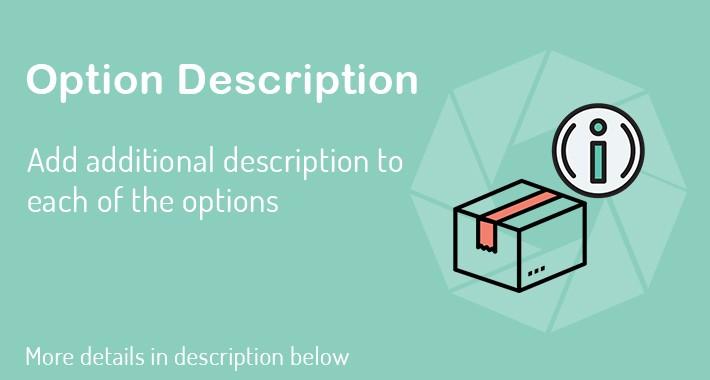 Option Description
