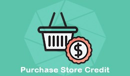 Purchase Store Credits