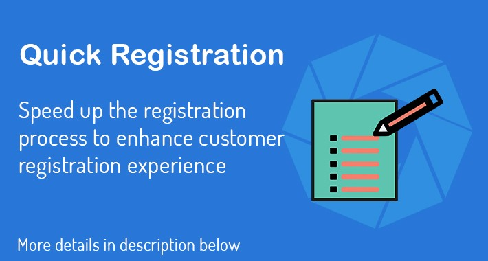 Quick Registration